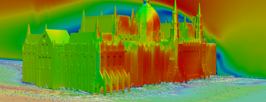 Building Engineering CFD