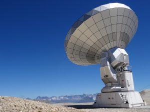 Radio Antenna Telescope CFD simulation