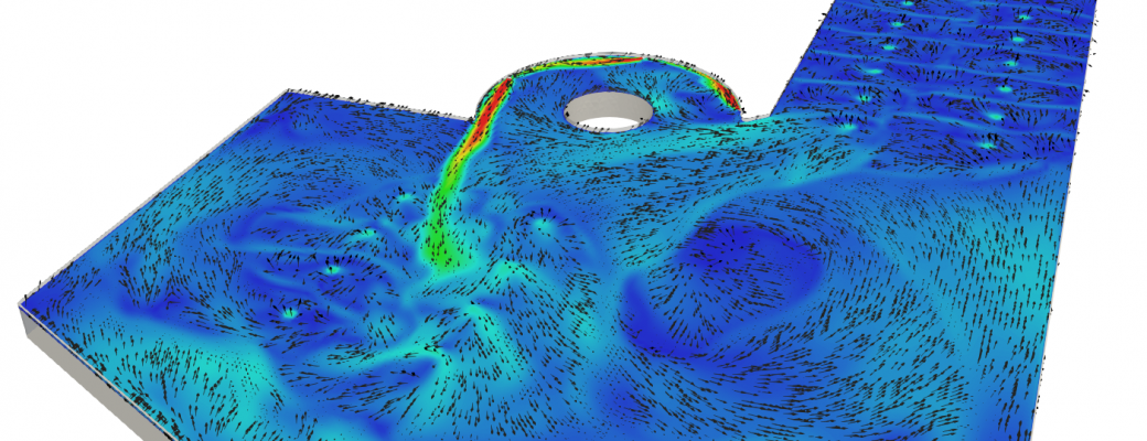 swimming pool cfd temperature velocity streamlines design comfort