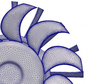 strömungsmaschine CFD simulation stömungssimulation