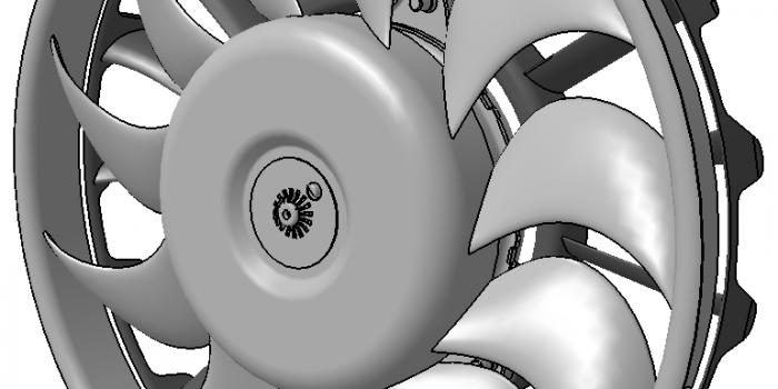 strömungsmaschine cfd simulation