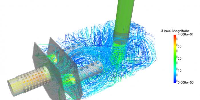 Silencer simulation cfd silencer cfd simulation muffler simulation muffler cfd simulation aeroacoustics aerodynamics pressure loss